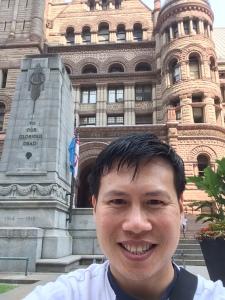 At Old City Hall